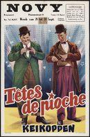 Têtes de pioche   Keikoppen, Novy, Gent, 21 - 27 september 1956