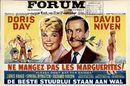 Ne mangez pas les marguerites | De beste stuurlui staan aan wal | Please Don't Eat the Daisies, Forum, Gent, 23 - 27 september 1960