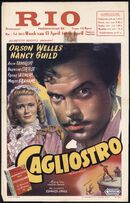 Black Magic   Cagliostro, Rio, Gent, 13 - 16 april 1951