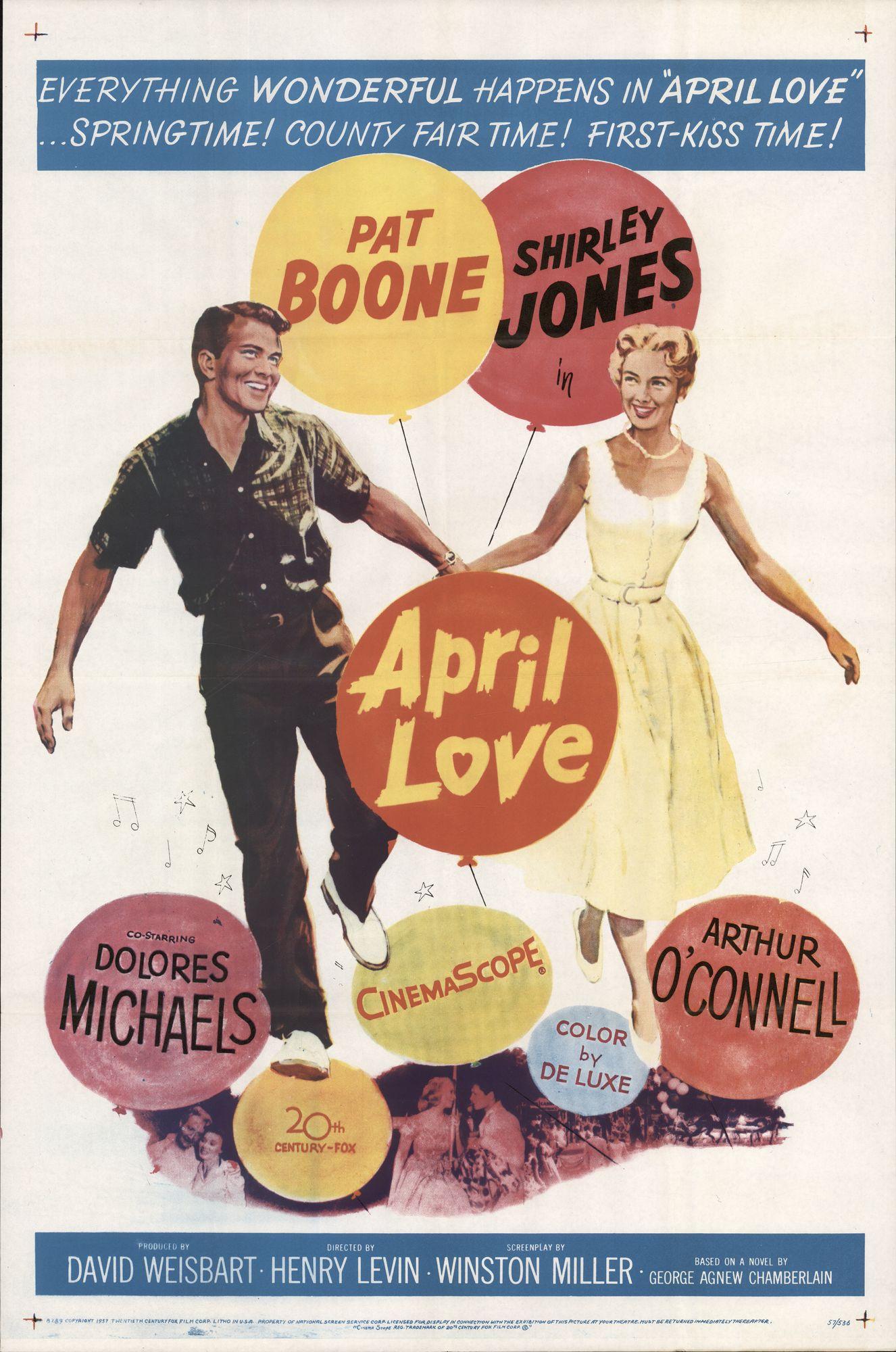 April Love, 1958