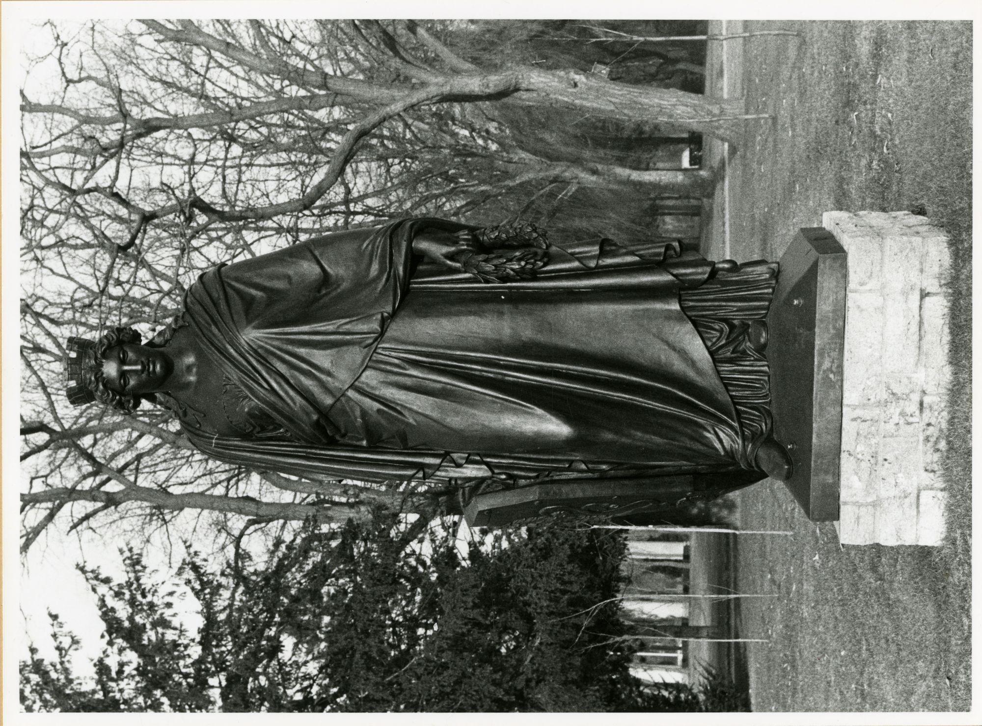 Gent: Koning Albertpark: Sstandbeeld