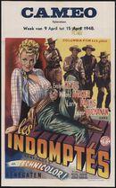 Renegates | Les indomptés | Renegaten, Cameo, Gent, 9 - 15 april 1948