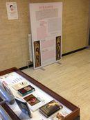 Tentoonstelling bibliotheek over Schaamte in Dr. Guislainmuseum februari 2016