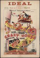 Crazy House | Maison de fous | Het huis der gekken, Ideal, Gent, 21 mei - 27 mei 1948