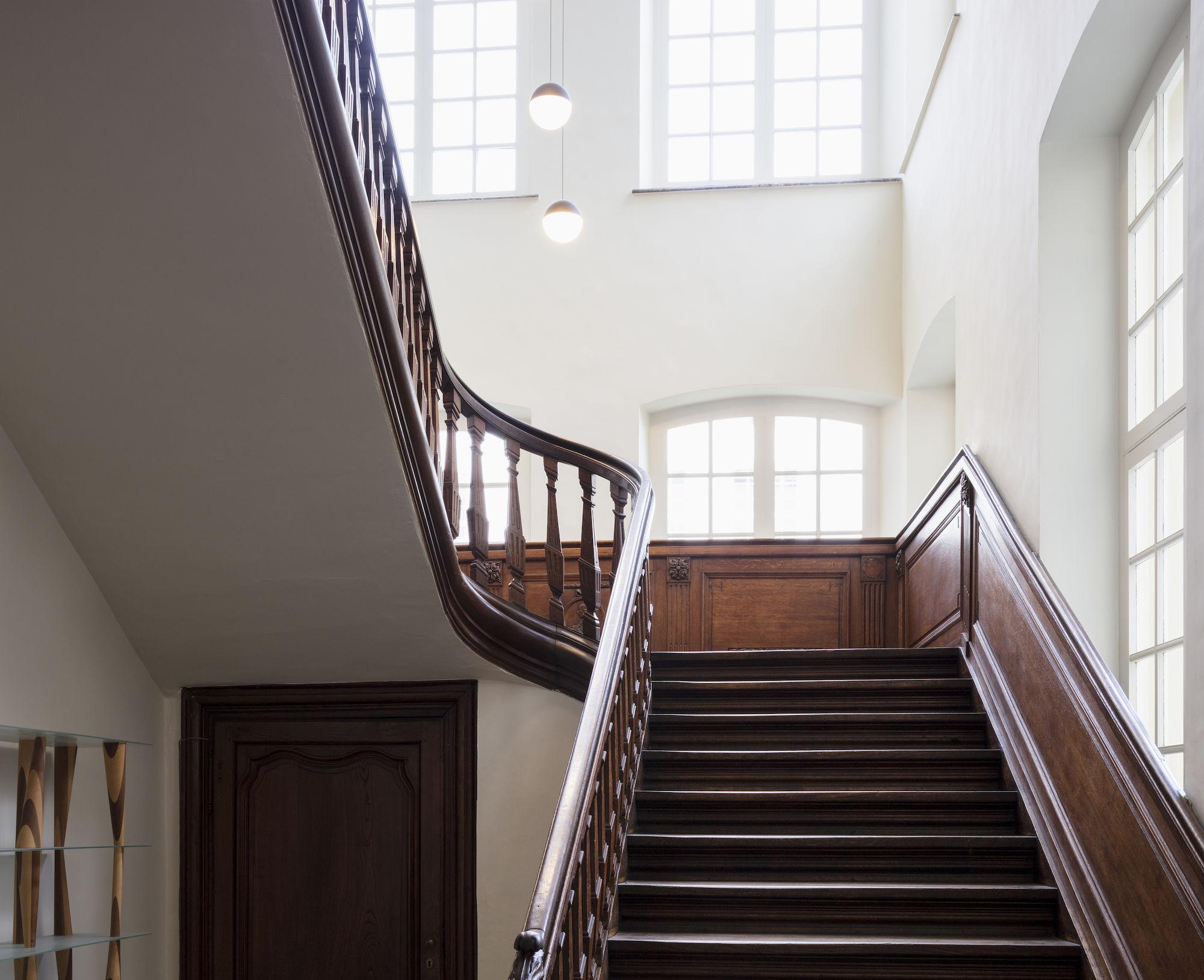 Design Museum Gent traphal
