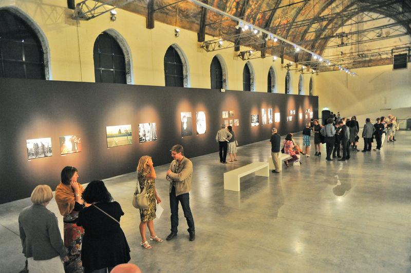 20100603_ Kunsthal_Sint-Pietersabdij-fotografietentoonstellingen_Piet_Goethals_en Rony_Heirman.JPG