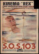 [Uomini sul fondo] | S.O.S. 103. Een Italiaansche film van Scalera in de Duitsche taal | Ein italiensicher Film von Scalera in deutscher Sprache, Kinema Rex, Gent, 7 - 13 mei 1943