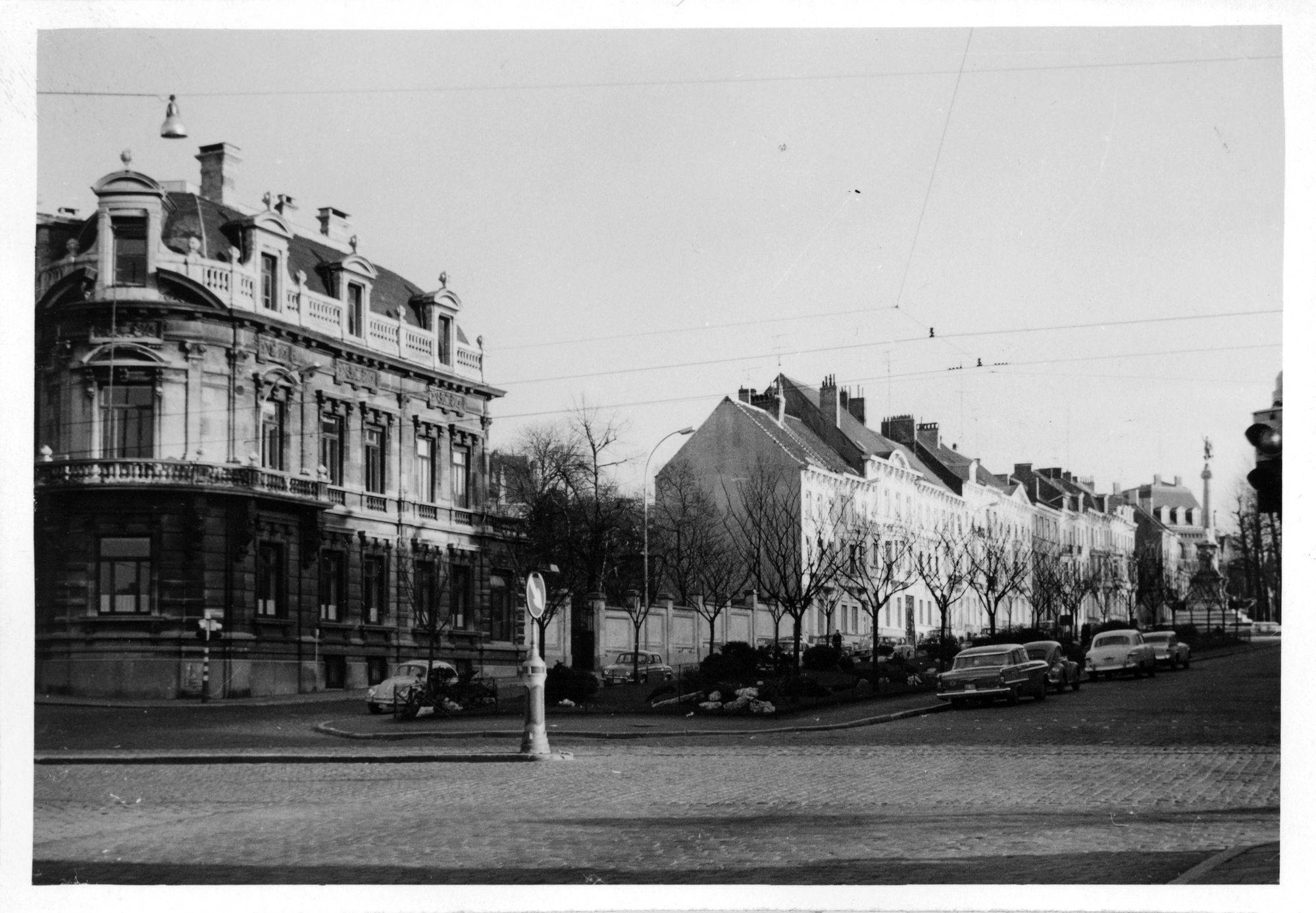 Charles de Kerchovelaan01_1960.jpg