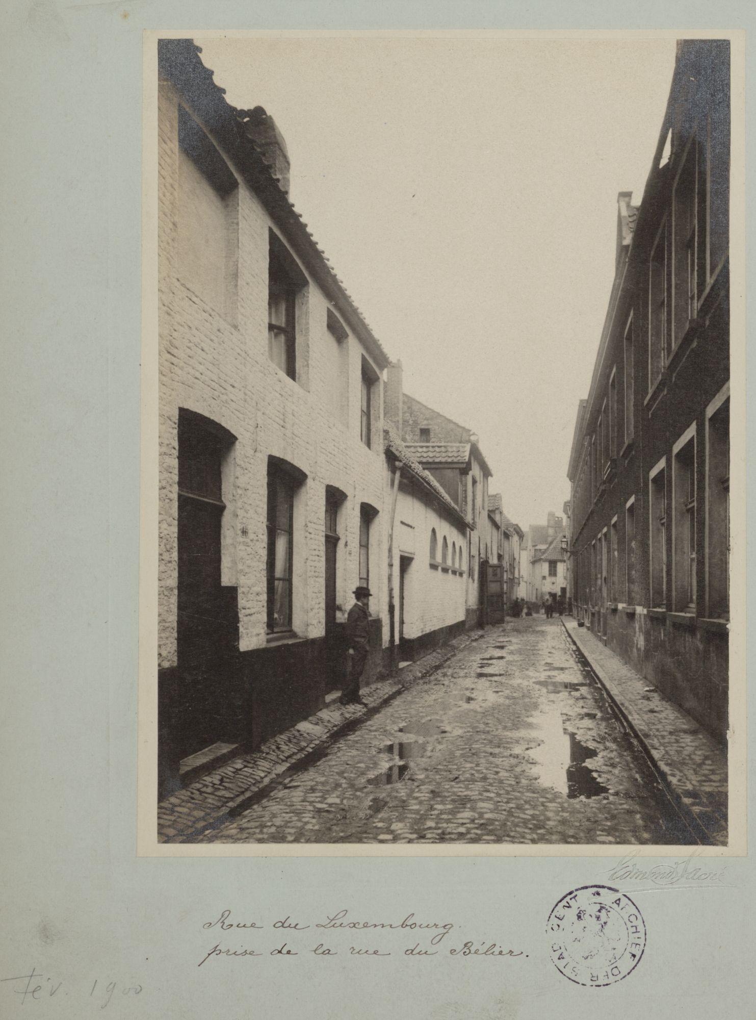 Gent: Luxemburgstraat
