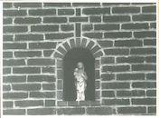 Sint-Denijs-Westrem: Lauwstraat 20: Gevelbeeld, 1979