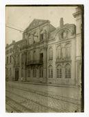 Gent: Kouter: Hotel Falligan, 1915-1916