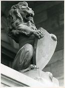 Gent: Vlaamse Kaai 56: Gevelbeeld, 1979