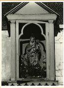 Gent: Meerhem 149: Gevelkapel, 1979