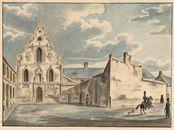 Gent: Kapucijnenkerk in Brabantdam