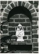 Gent: Wiemersdreef 4: Gevelbeeld, 1980