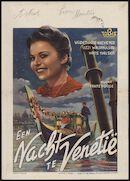 [Die Nacht in Venedig]   Een nacht te Venetië, [Astrid], Gent, [14 - 20 mei] 1943