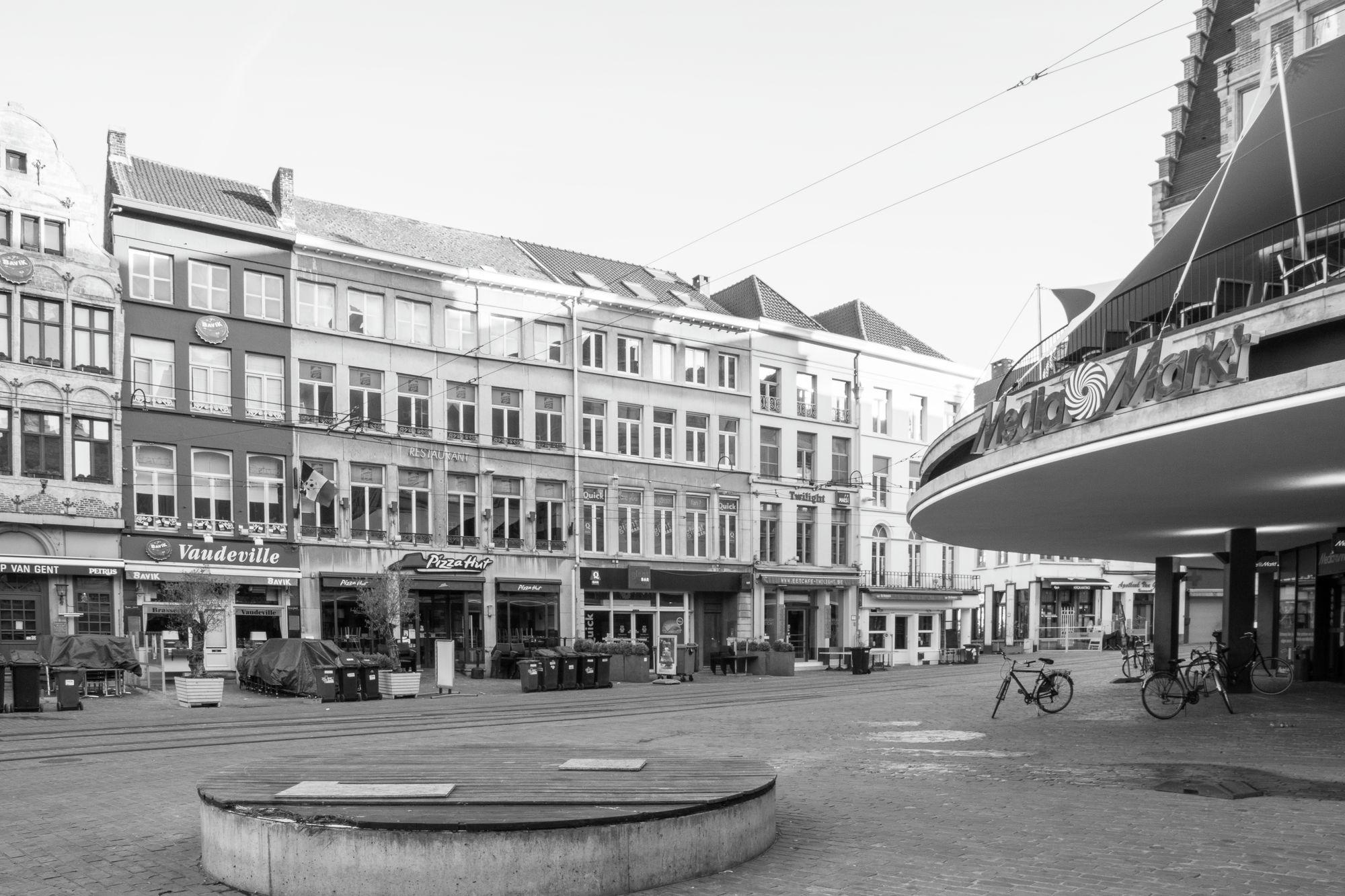 Gent: Korenmarkt