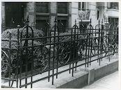 Gent: Parklaan 35: Hek, 1979