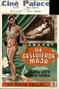 De Gesluierde Maja | La Maja Voilée, Ciné Palace, Gent, 1952