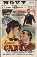 Enrico Caruso, Novy, Gent, 26 juni - 2 juli 1953