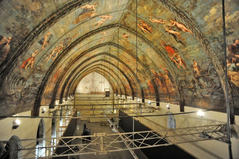 Restauratiewerken Sint-Pietersabdij 05