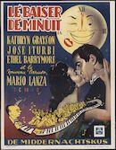 Le baiser de minuit │ De middernachtskus, [Rex], Gent, 1953