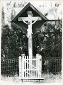 Mariakerke: Vijfhoek: Kruisbeeld, 1979