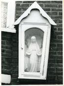 St.-Amandsberg: Emiel Mayensstraat 41: Gevelkapel, 1979