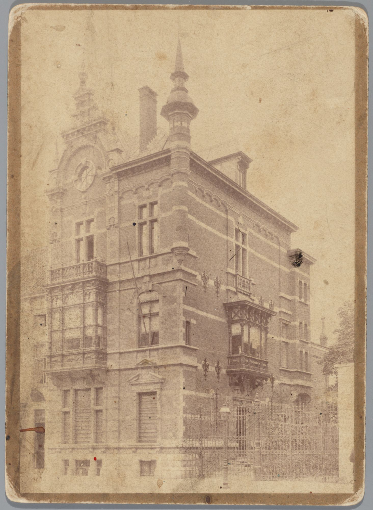 Gent: Huis Claes, Kortrijksesteenweg