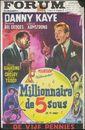 Millionnaire de 5 sous | De Vijf ennies | The Five Pennies, Forum, Gent, 3 - 7 juni 1960