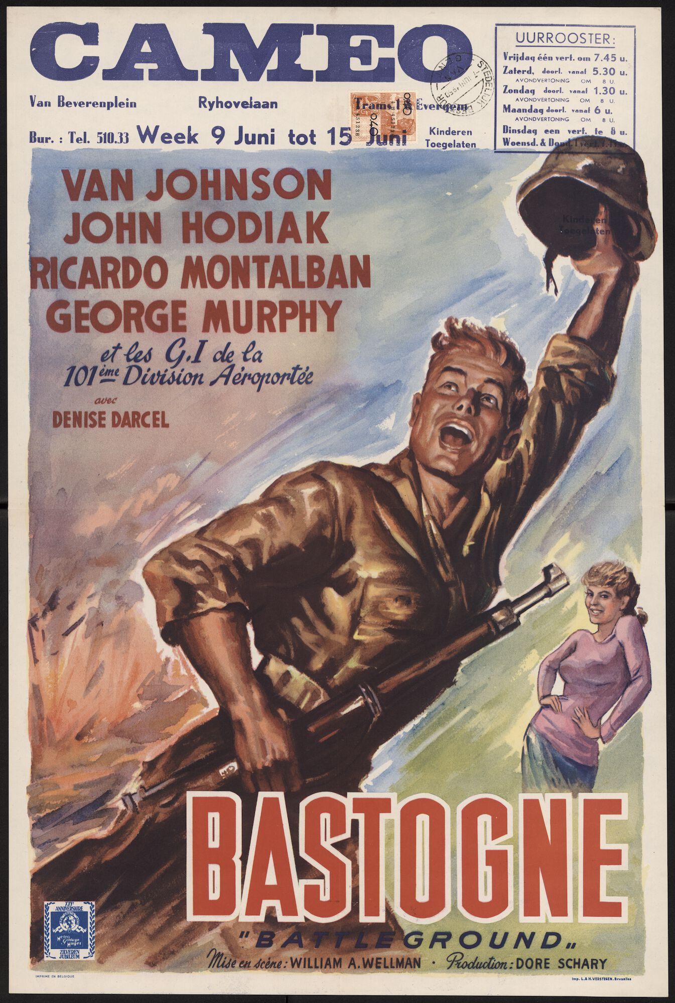 Filmaffiches 1938-1961