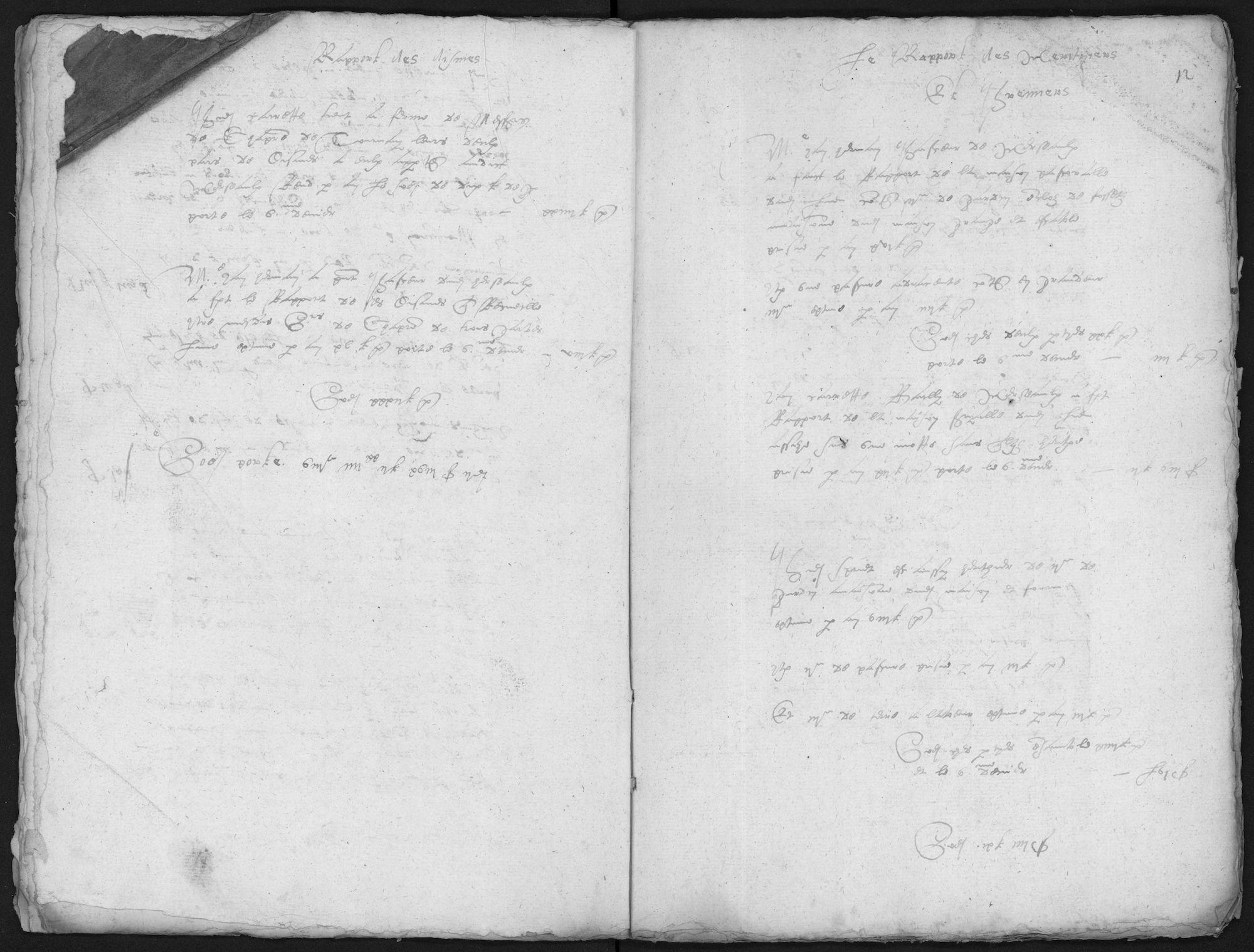 Kohier van de 5de penning in Herseaux (Herzeeuw) (kasselrij van Kortrijk), 1577