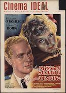 [In geheimer Mission] | En mission secrete | In geheime zending, Cinema Ideal, Gent, 28 november - 4 december 1941