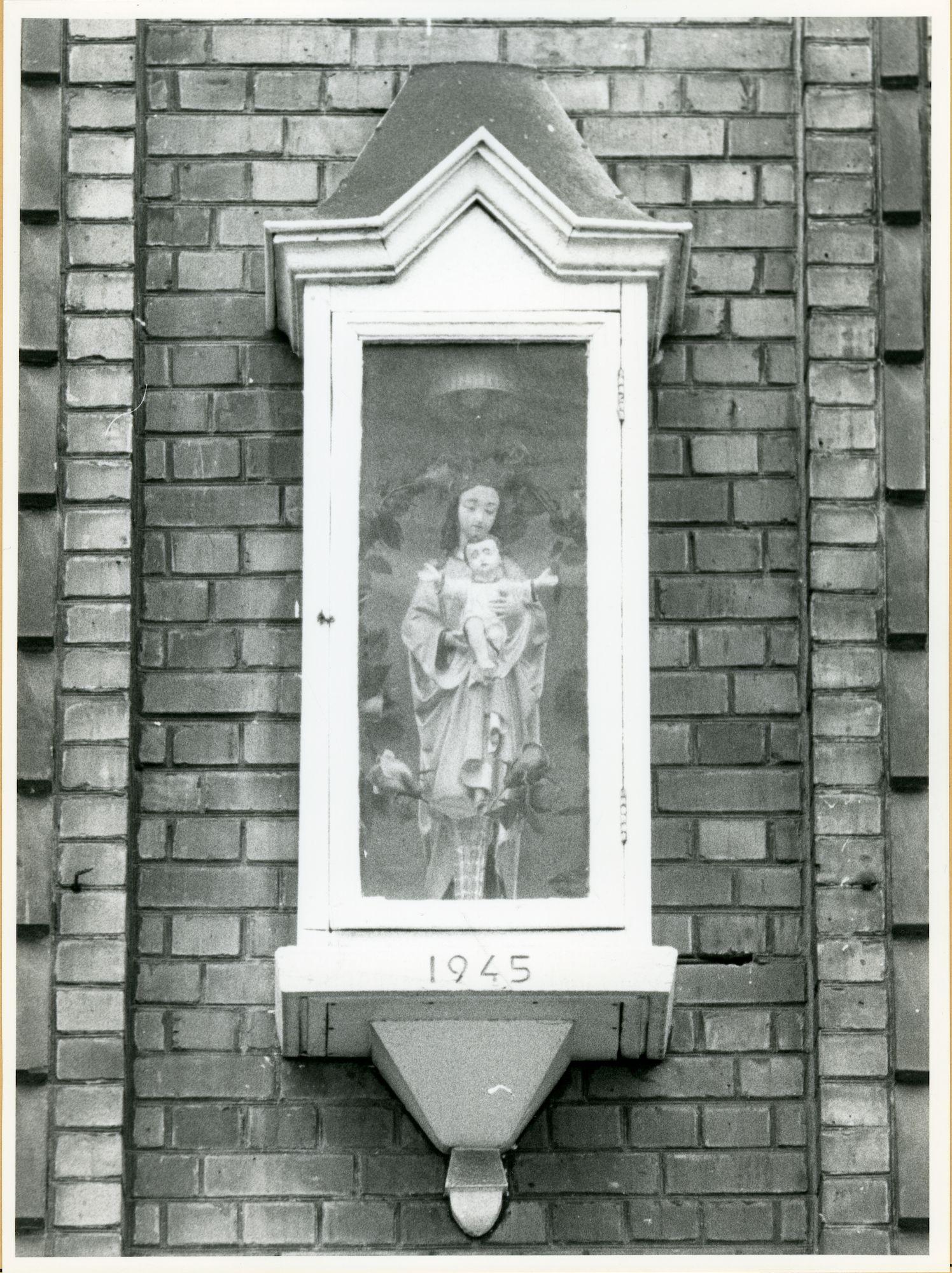Gent: Ottergemsesteenweg 228: Gevelkapel, 1979