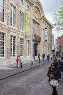Gevel Design Museum Gent