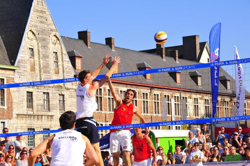 Belgian Beachvolley Championship 2012 - Gent 31