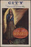 The Song Of Bernadette | Le chant de Bernadette | Het lied van Bernadette, City, Gent, 4 - 10 april 1947