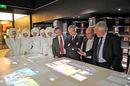 Officiële Opening toeristisch infokantoor Oude Vismijn 44