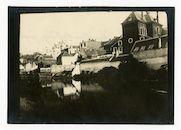 Gent: Bijlokekaai -Kortrijksepoortstraat: Schreiboomkapel, 1915-1916