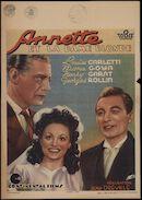 Annette et la dame blonde, [Majestic], Gent, [28 mei - 3 juni] 1943