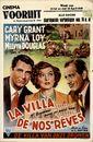 La Villa de Nos Rêves| De Villa van Onze Dromen | Mr. Blandings Builds His Dream House, Cinema Vooruit, Gent, 22 - 28 april 1949