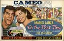 Pour la Première Fois | For The First Time | Voor de Eerste Maal, Cameo, Gent, 29 april - 5 mei 1960