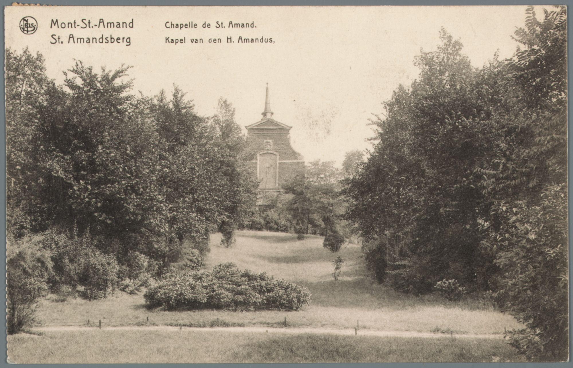 Sint-Amandsberg: Sint-Amanduskapel (Campo Santo)