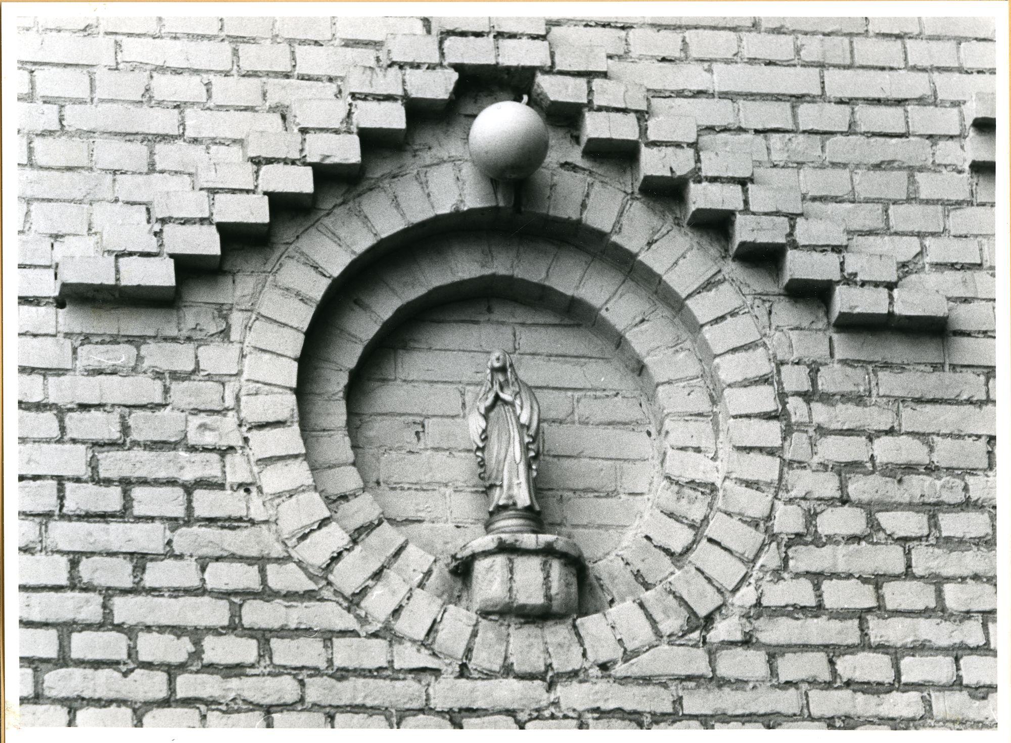 Sint-Amandsberg: Peter Benoitstraat 4: Beeld, 1979