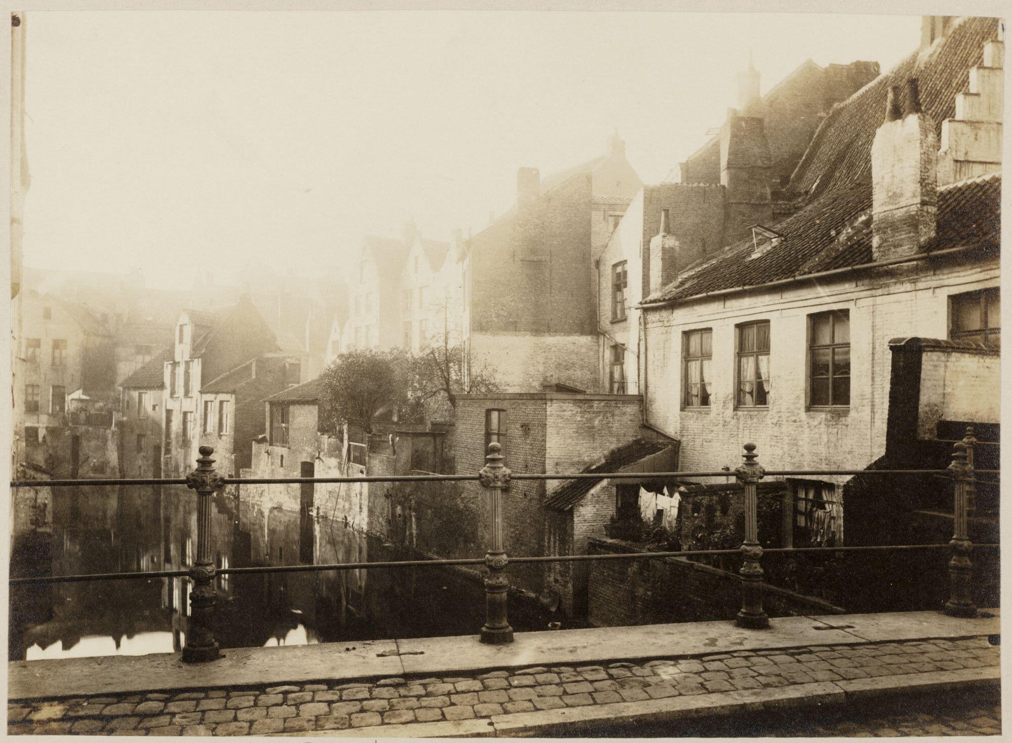 Gent: Oude Houtlei