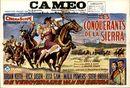 Les Conquérants de la Sierra | De Veroveraars van de Sierra | Sierra Baron, Cameo, Gent, 16 - 22 oktober 1960