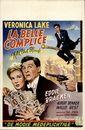La Belle Complice | Hold that Blonde | De mooie medeplichtige, 1949