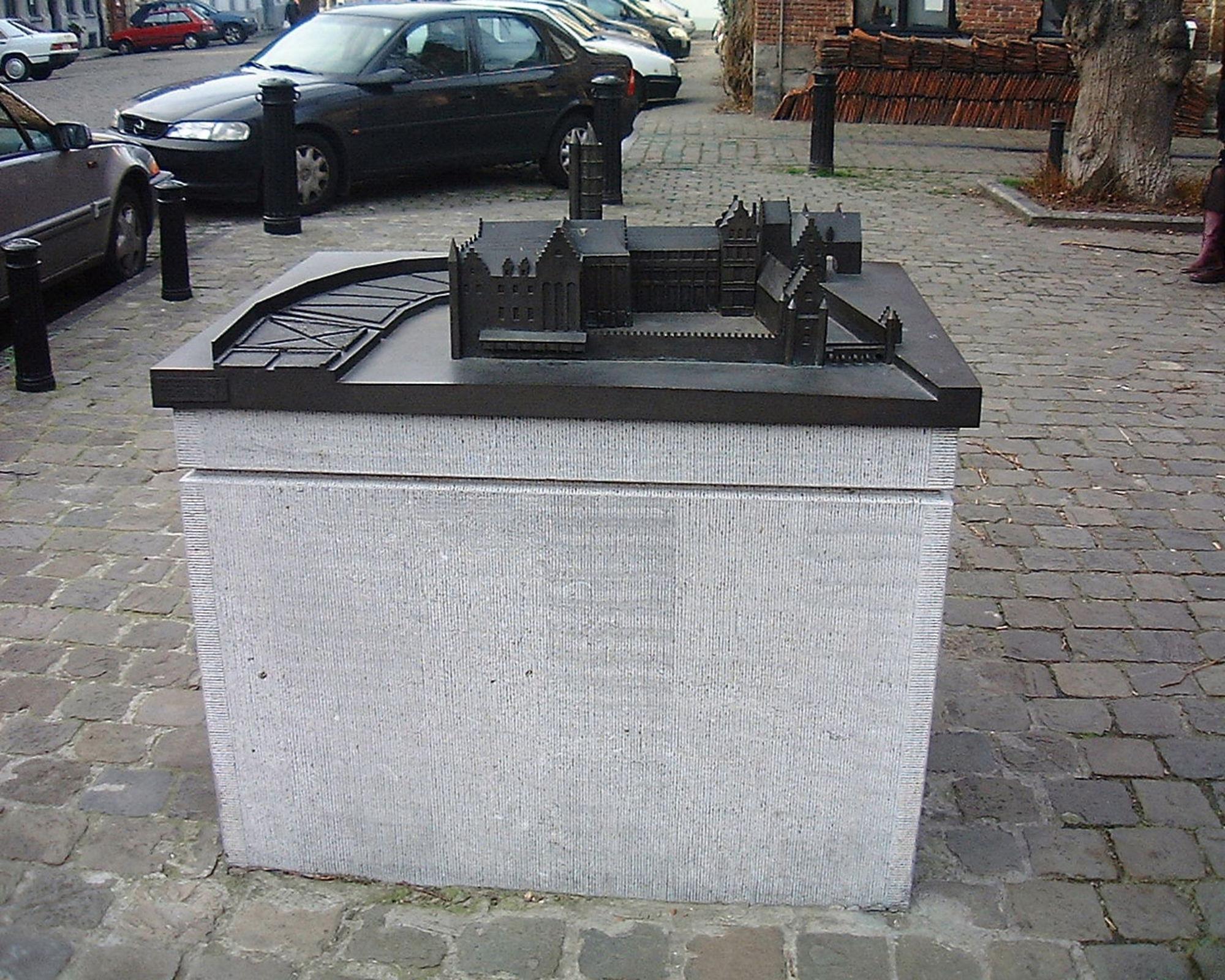 maquette Prinsenhof.JPG