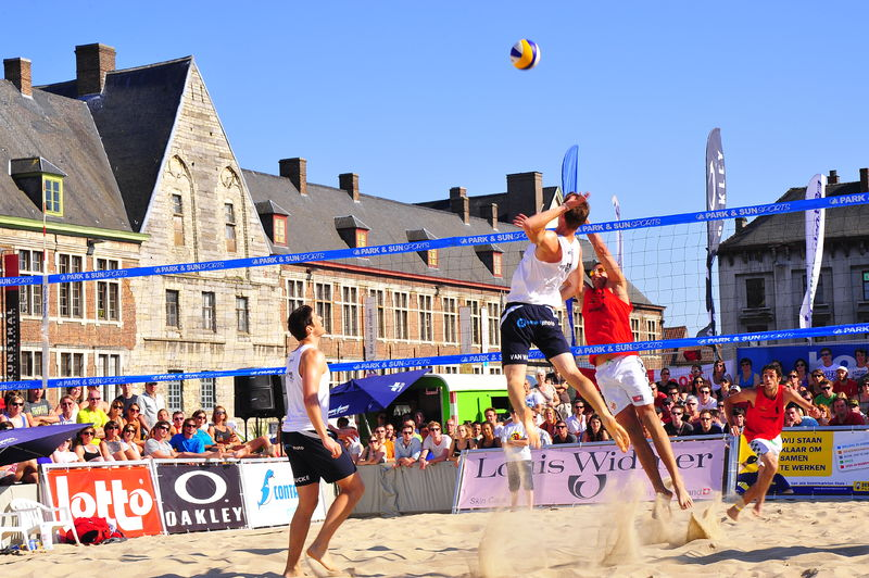 Belgian Beachvolley Championship 2012 - Gent 24