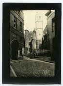 Gent: Biezekapelstraat: Achtersikkel, 1915-1916